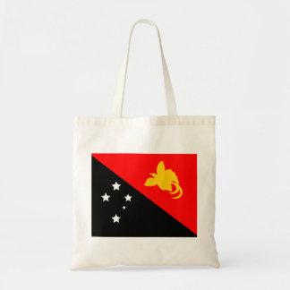 パプアニューギニアの旗 トートバッグ