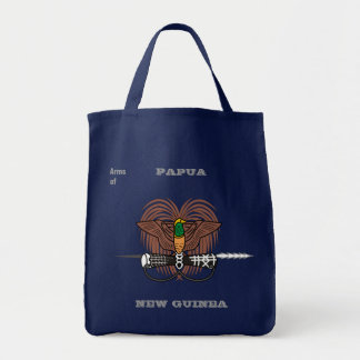 パプアニューギニアの腕 トートバッグ