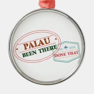 パラオ諸島そこにそれされる メタルオーナメント