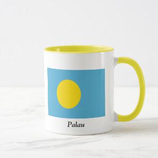 パラオ諸島の旗 マグカップ