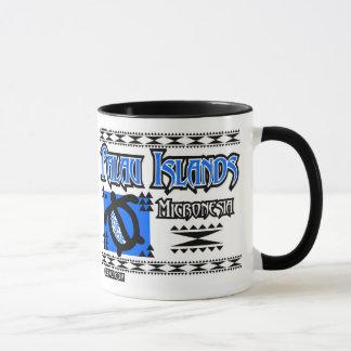 パラオ諸島の青い種族 マグカップ