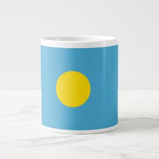 パラオ諸島は印を付けます ジャンボコーヒーマグカップ