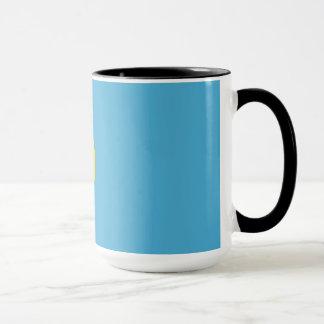 パラオ諸島は印を付けます マグカップ