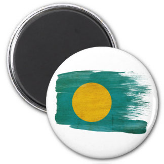 パラオ諸島は磁石に印を付けます マグネット