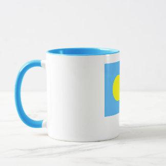 パラオ諸島は襲います マグカップ