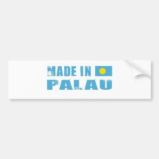 パラオ諸島 バンパーステッカー