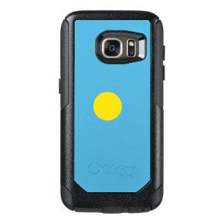 パラオ諸島Samsungのオッターボックスの場合の旗 オッターボックスSamsung Galaxy S7ケース