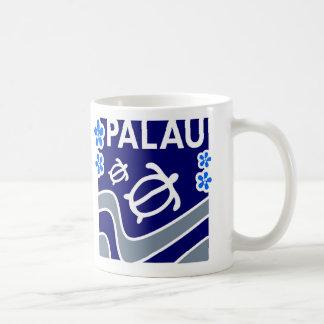 パラオ諸島Uel コーヒーマグカップ