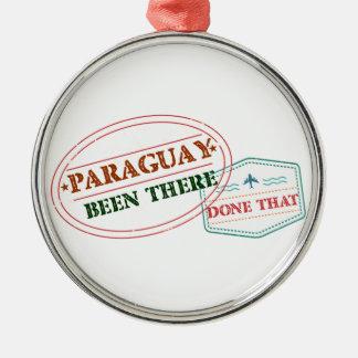 パラグアイそこにそれされる メタルオーナメント