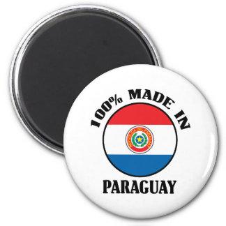 パラグアイで作られる マグネット