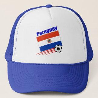 パラグアイのサッカーチーム キャップ