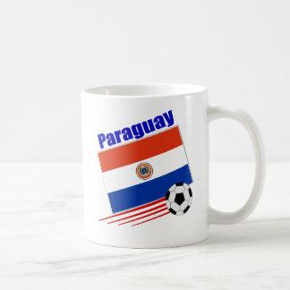 パラグアイのサッカーチーム コーヒーマグカップ