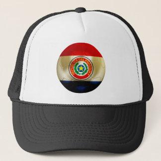 パラグアイのフットボール キャップ