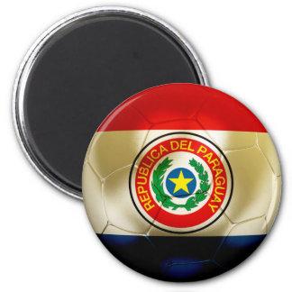 パラグアイのフットボール マグネット