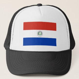パラグアイの世界の旗 キャップ