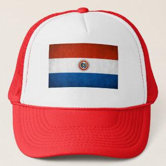 パラグアイの国旗 キャップ