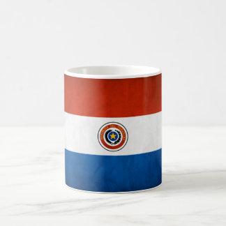 パラグアイの国旗 コーヒーマグカップ
