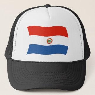 パラグアイの旗の帽子 キャップ