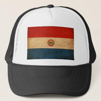 パラグアイの旗 キャップ