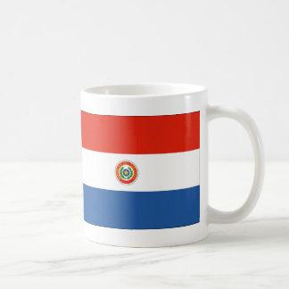パラグアイの旗 コーヒーマグカップ