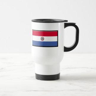 パラグアイの旗 トラベルマグ