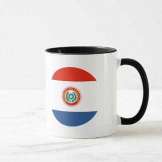 パラグアイの旗 マグカップ