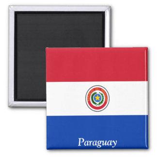パラグアイの旗 マグネット