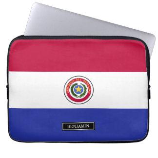 パラグアイの旗 ラップトップスリーブ