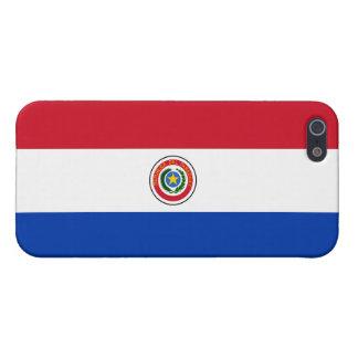 パラグアイの旗 iPhone 5 ケース