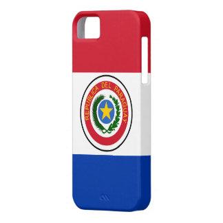 パラグアイの旗 iPhone SE/5/5s ケース