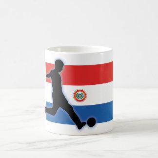 パラグアイの罷業者2 コーヒーマグカップ