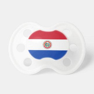 パラグアイの調停者 おしゃぶり