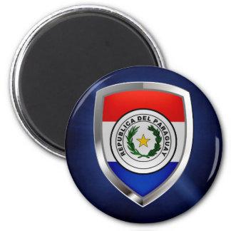 パラグアイの金属紋章 マグネット
