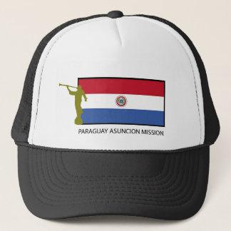 パラグアイアスンシオンの代表団LDS CTR キャップ