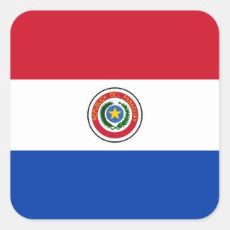 パラグアイ スクエアシール