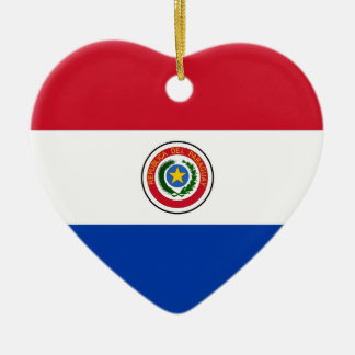 パラグアイ セラミックオーナメント