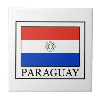 パラグアイ タイル
