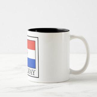 パラグアイ ツートーンマグカップ