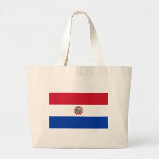 パラグアイ ラージトートバッグ