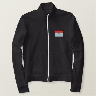 パラグアイ 刺繍入りジャケット