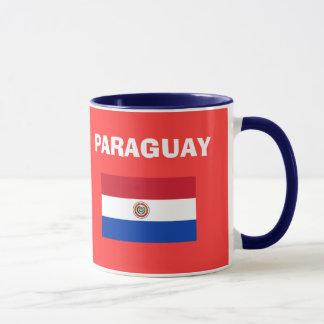 パラグアイPYはマグをコードします マグカップ