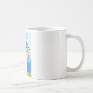 パラグライダーの上昇 コーヒーマグカップ