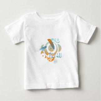 パラグライダー-はえ4 U ベビーTシャツ