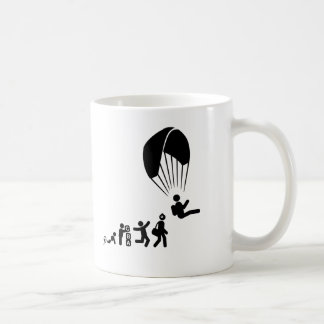 パラグライダー コーヒーマグカップ