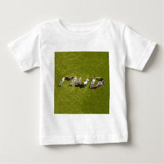パラグラフPINのefectos MUD 2 ベビーTシャツ