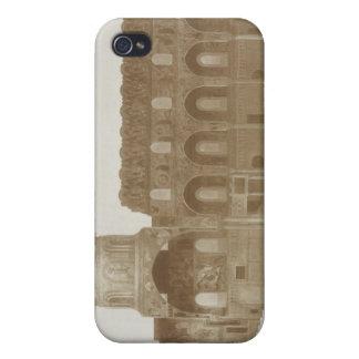 パラタインのチャペルの横断面、パレルモ、Sic iPhone 4/4S Case