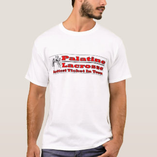 パラタインのラクロスの年長のTシャツ2005年 Tシャツ