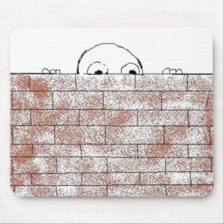 パラノイアの煉瓦- mousepad マウスパッド