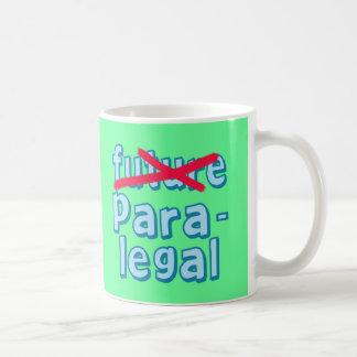パラリーガルの卒業プロダクト コーヒーマグカップ