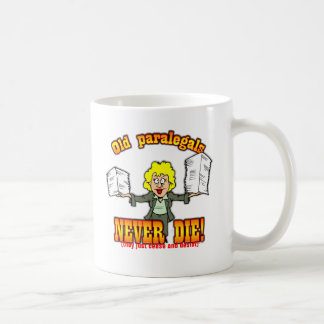 パラリーガル コーヒーマグカップ